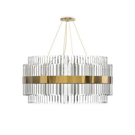 Chambres d'hotels - Liberty Suspension Lamp  - COVET HOUSE