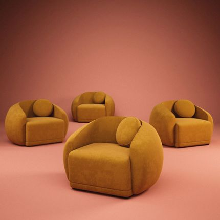 Chairs - Peggy Armchair - OTTIU