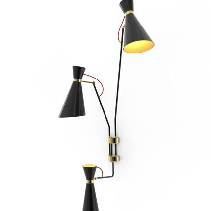 Wall lamps - Simone | Wall Lamp - DELIGHTFULL