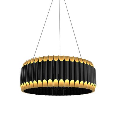 Pendant lamps - Galliano Round | Suspension Lamp - DELIGHTFULL