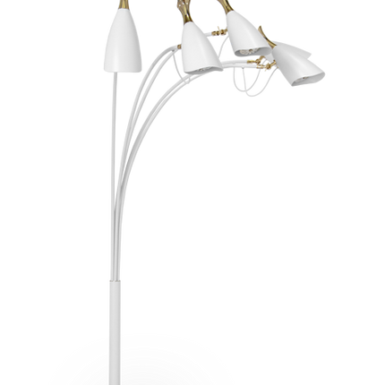 Floor lamps - Duke 5 | Floor Lamp - DELIGHTFULL
