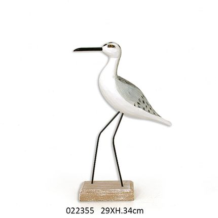Decorative objects - Wooden bird - EFYA