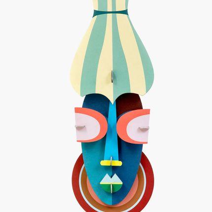 Wall decoration - Mask, Manhattan - STUDIO ROOF