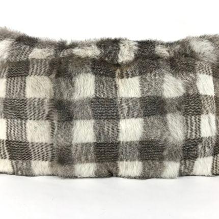 Cushions - coussin en véritable peau de lapin  - TERGUS