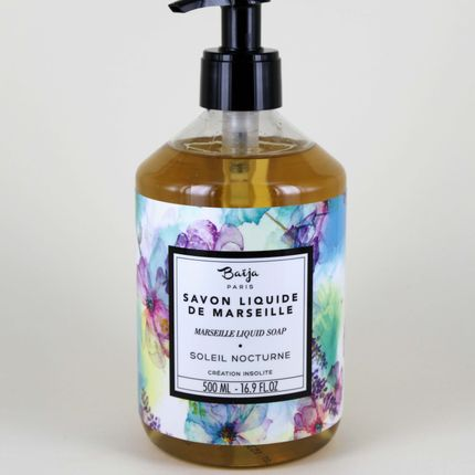 Soaps - Liquid soap from Marseille Soleil Nocturne • BAIJA PARIS - BAIJA PARIS