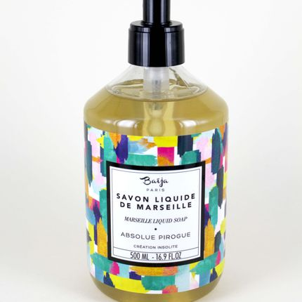 Soaps - Liquid Soap from Marseille Absolue Pirogue • BAIJA PARIS - BAIJA PARIS
