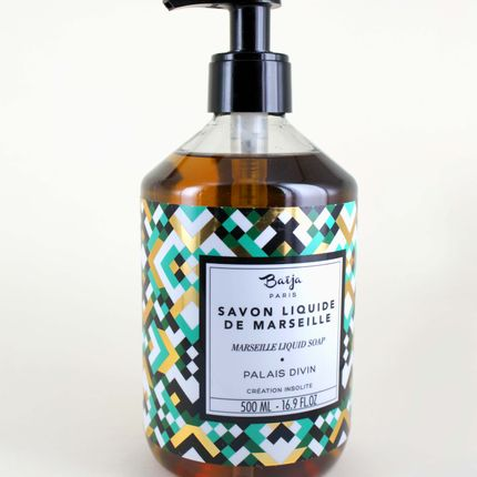 Soaps - Liquid soap from Marseille Palais Divin • BAIJA PARIS - BAIJA PARIS