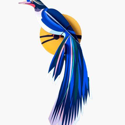 Wall decoration - Paradise Bird, Flores - STUDIO ROOF