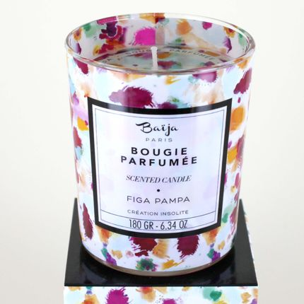 Soaps - Scented candle Figa Pampa • BAIJA PARIS - BAIJA PARIS