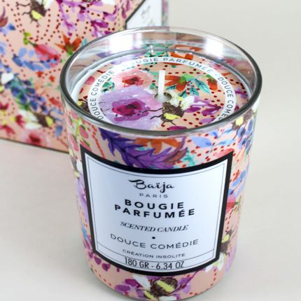 Candles - Scented Candle Douce Comédie • BAIJA PARIS - BAIJA PARIS