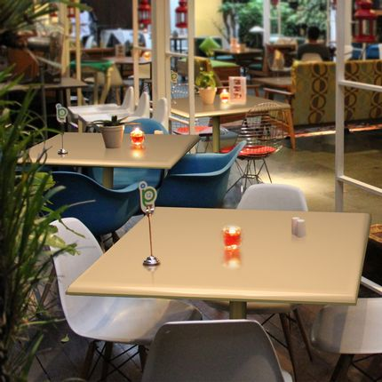 Tables - Restaurant - Cafe Table - INOMO