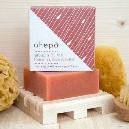 Soaps - Savon SINGING IN THE RAIN - OHËPO