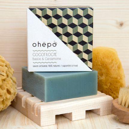 Soaps - Organic soap COCOFILOCHE - OHËPO
