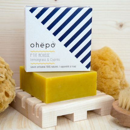 Soaps - Soap P'TIT MOUSH - OHËPO