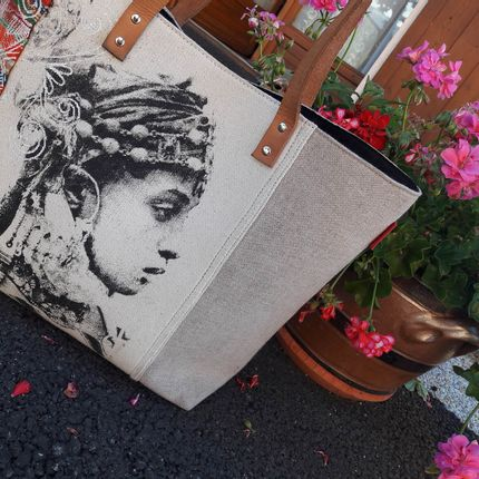Bags / totes - Tote Bag - SISSIMOROCCO