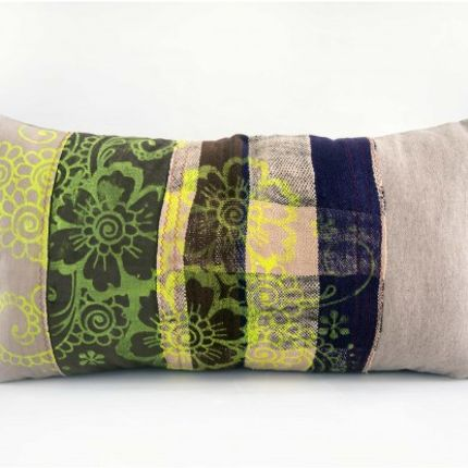 Coussins - Coussins patchwork 65 x 35 - SISSIMOROCCO