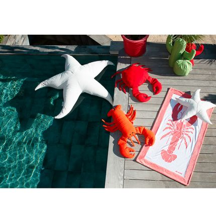 Piscines - pouf animaux marins - MX HOME