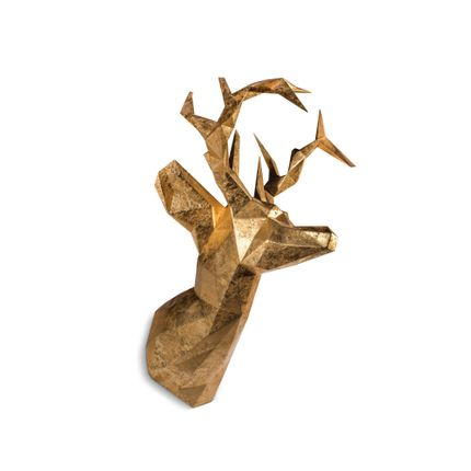 Unique pieces - Antler Head Mount - MALABAR