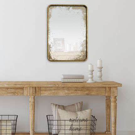 Mirrors - Antique Mirror 30x40 - EMDE