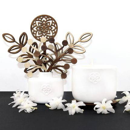 Scent diffusers - FRAGRANCE DIFFUSER - TUBEROSE - SMELL - LUMINOSENS