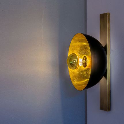 Wall lamps - Moon Wall Light - ATELIER LANDON