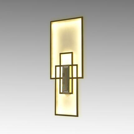 Wall lamps - Art Deco wall lamp 7 - ATELIER LANDON