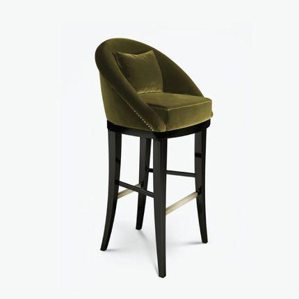 Chairs - Kim Bar Chair  - OTTIU