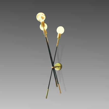 Wall lamps - LANCES wall lamp - ATELIER LANDON