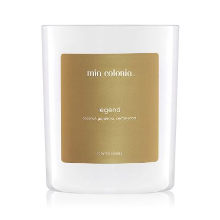 Candles - candle legend - MIA COLONIA