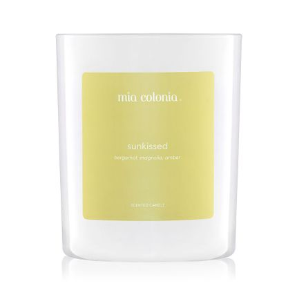 Bougies - bougie sunkissed - MIA COLONIA