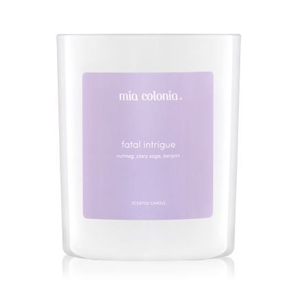 Candles - candle fatal intrigue - MIA COLONIA