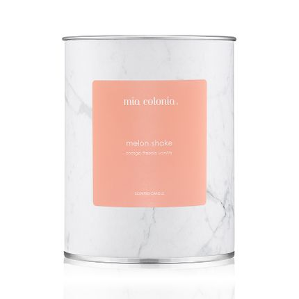 Bougies - bougie melon shake - MIA COLONIA