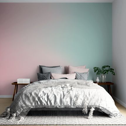 Wall decoration - Gradient Lover - Panoramic wallpaper - LA TOUCHE ORIGINALE