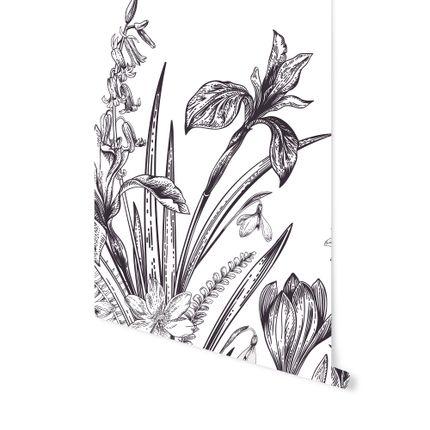 Papiers peints - Éden - LA TOUCHE ORIGINALE