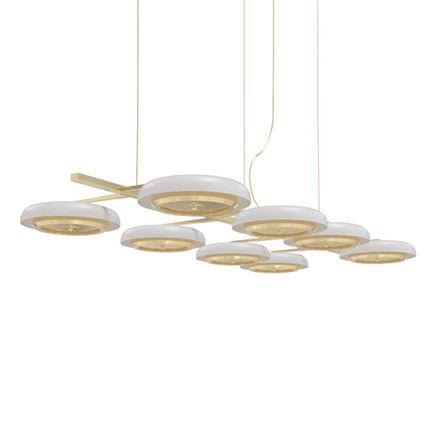 Pendant lamps - Carter Rectangular | Suspension Lamp - DELIGHTFULL
