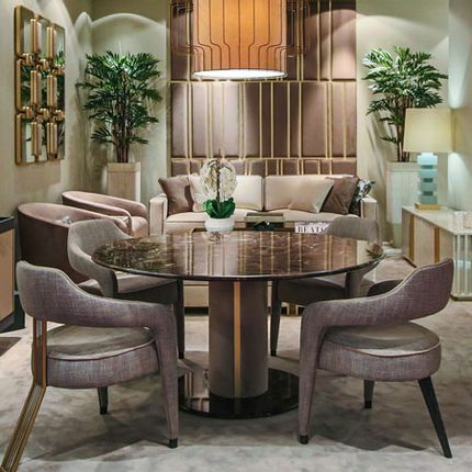 Chairs - Invicta Chair - CASA MAGNA COLLECTION