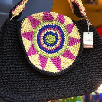 Sacs / cabas - Sac à bandoulière Monac en crochet - MAISON ZOE