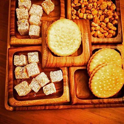 Assiettes au quotidien - Naby plateau de service - MAISON ZOE
