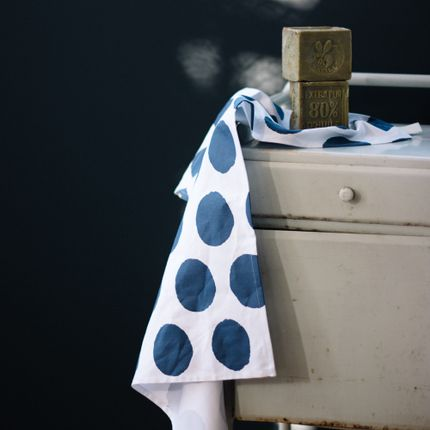Dish towels - COTTON TEA TOWEL - LES PENSIONNAIRES