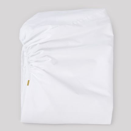 Bed linens - COTTON PERCALE FITTED SHEET - LES PENSIONNAIRES