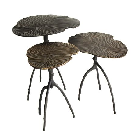 Console tables - Dickinsonia Nesting Tables - PLUMBUM