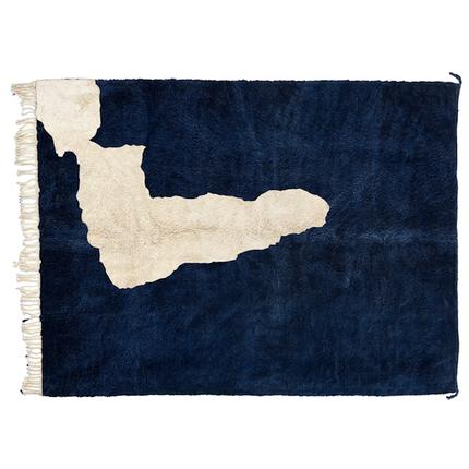 Rugs - Modern Handmade Moroccan rug. - WEBERBER