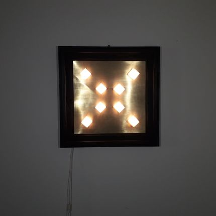 Wall lamps - Art Deco wall lamp silicone - MARKO CREATION