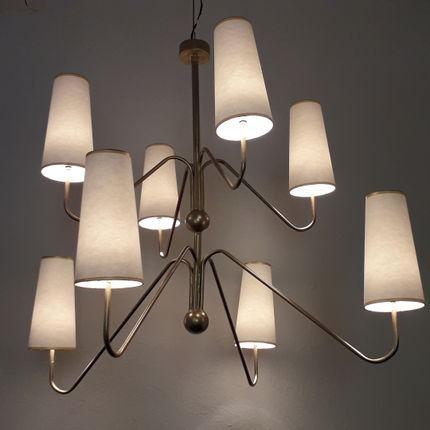 """Hanging lights - """"Tribute to Jean Royère"""" - MARKO CREATION"""