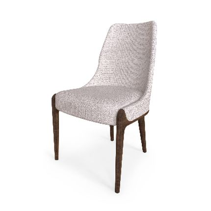 Chairs - Moka Dining Chair - CAFFE LATTE