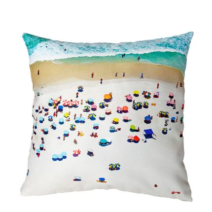 Cushions - CUSHIONS 40*40 PLISSON - COAST AND VALLEY