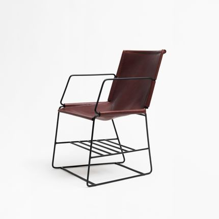 Armchairs - BLACK ACE Armchair - PRISME ÉDITIONS
