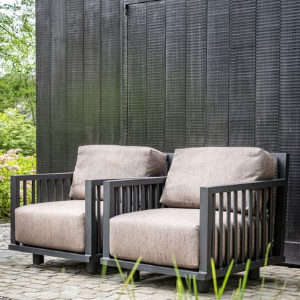 Lawn sofas   - Sofa Greg - GOMMAIRE (G. CLEYBERGH)