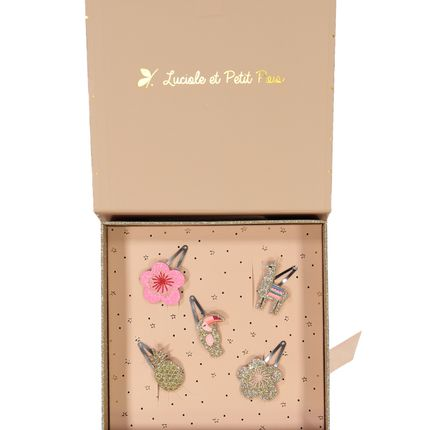 Birthdays - Glitter Gift Box - LUCIOLE ET PETIT POIS