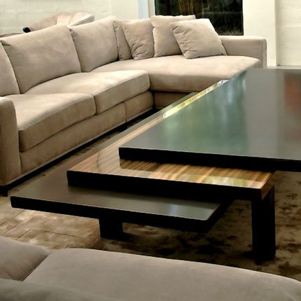 Tables - Coffee Table INTA KALE - TERRE ET METAL